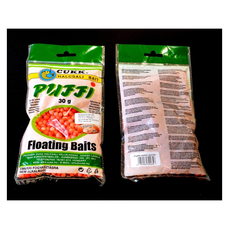 FLUO MICRO METHOD FEED PELLET - DEVIL BUSTER