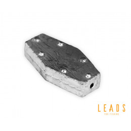 Tapered Shock leader 5x15m 0,23-0,57mm transparent