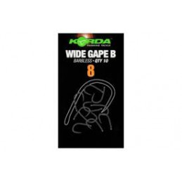 #3629 WIDE GAPE barbless